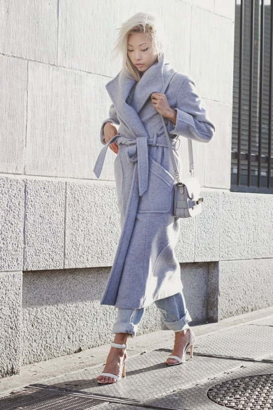 that-haute-pursuit-vanessa-hong-blue-theyskens-theory-trench-coat