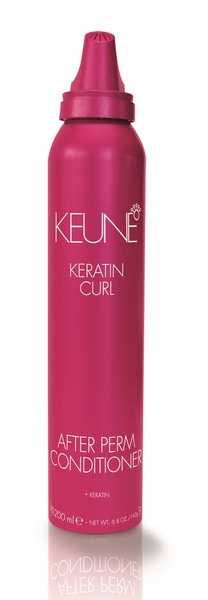 Keratin Curl After Perm Conditioner 200ml cr