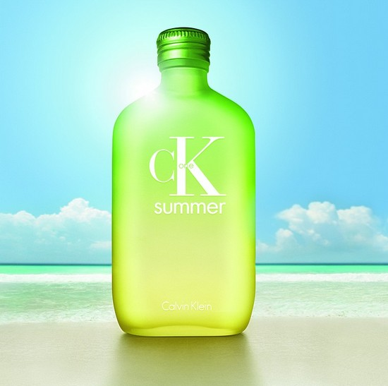 CK One Summer Cologne for Men by Calvin Klein cr