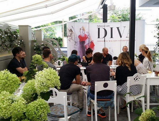 amelie diva event