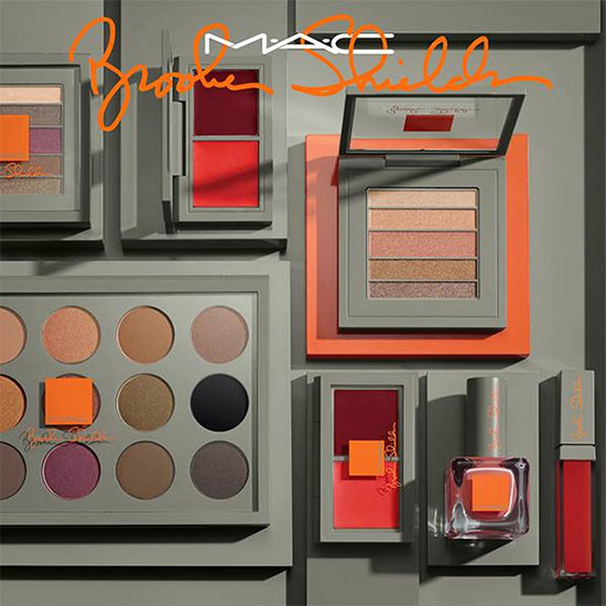 MAC Brooke Shields fall 2014 makeup collection2