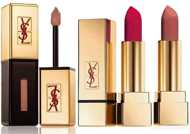 YSL Leather Fetish fall 2014 makeup collection3