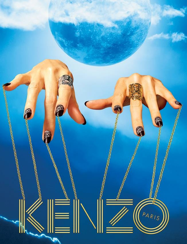 kenzo spring summer 2015 ad campaign04