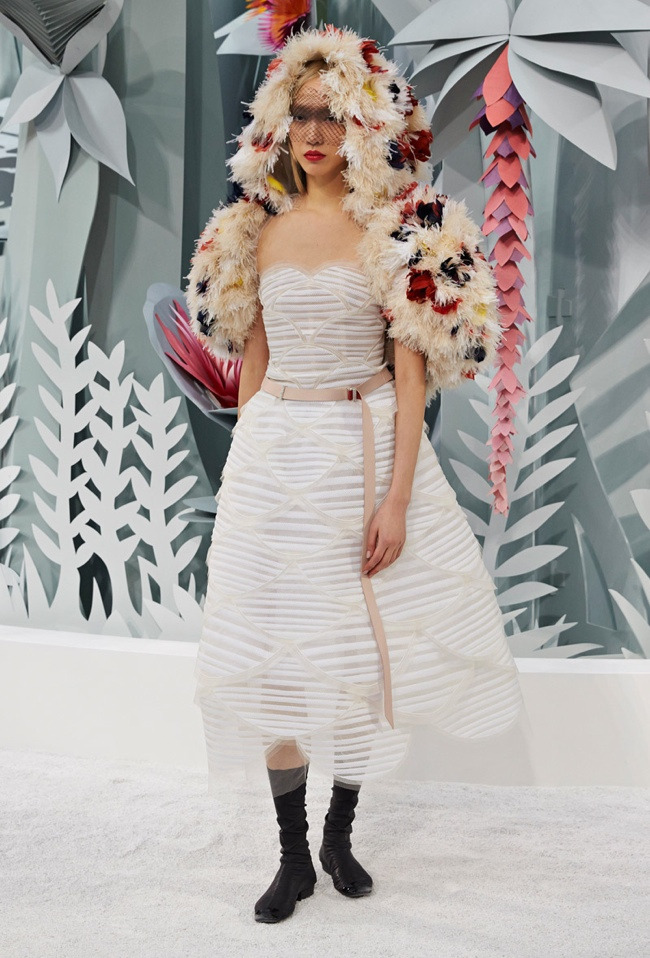 chanel haute couture spring 2015 runway show13