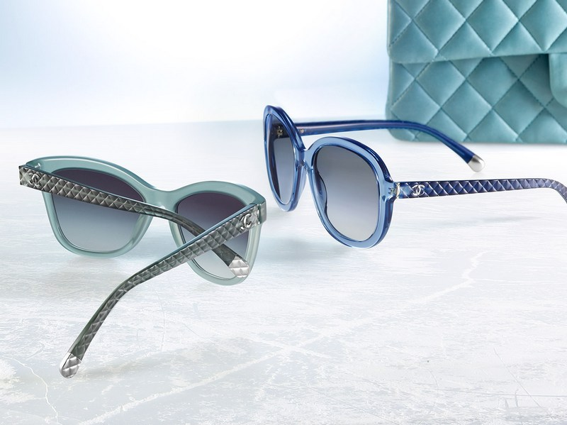 01 CHANEL Fall Winter 2015 16 Eyewear Collection Artistic pictures LD