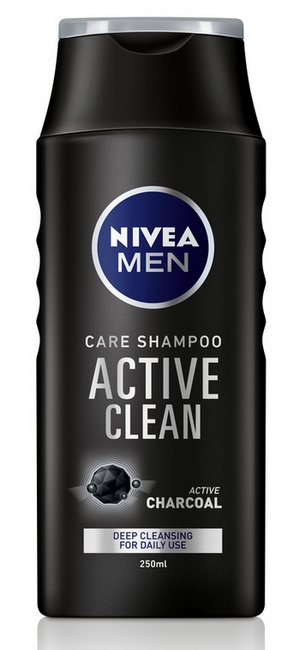 NIVEA MEN Active Clean Care Shampoo cr