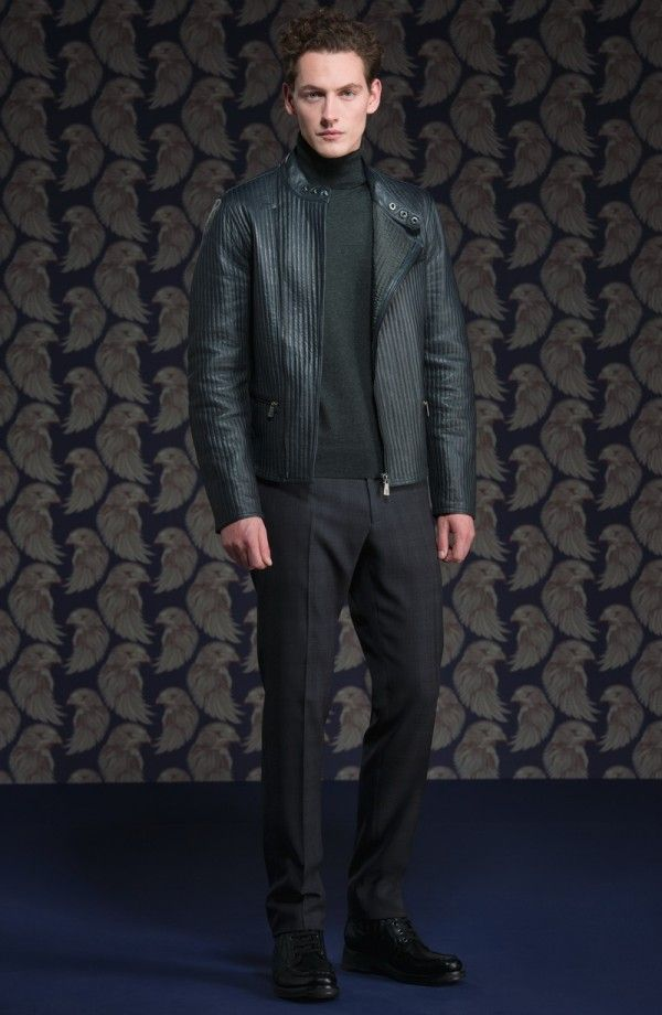 Tru Trussardi Fall-Winter 2015-2016 Mens Lookbook 18