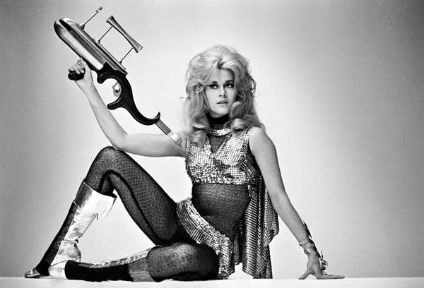 Barbarella-jane fonda