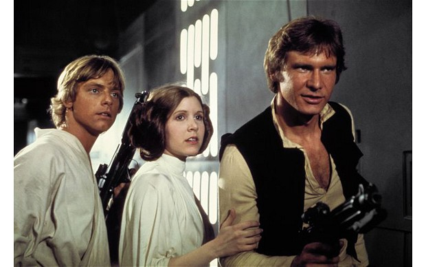 Star Wars Episode IV - A New Hope 2