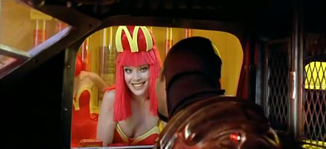 fifth element mcdonalds