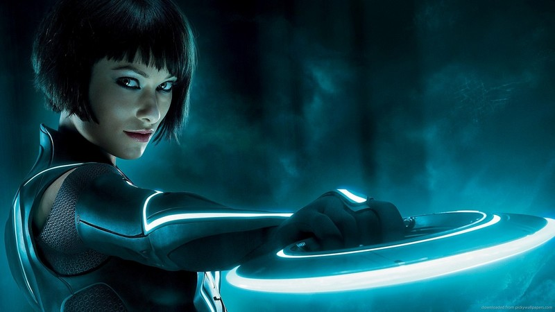 tron olivia-wilde-in-tron-movie