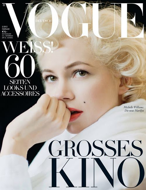 Vogue-Germany-February-2012-Michelle-Williams-Cover