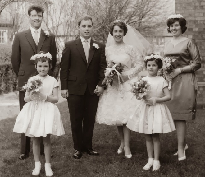 Vintage Wedding Photos from The 1960s 27