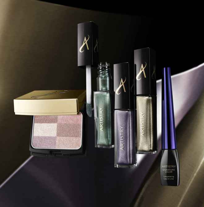 Artistry by Amway Hi Tech Metallics 2 cr