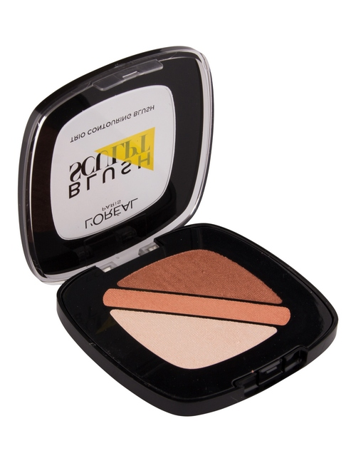 LOreal Paris Blush Sculpt Trio Conturing Blush 102 Nude Beige O cr
