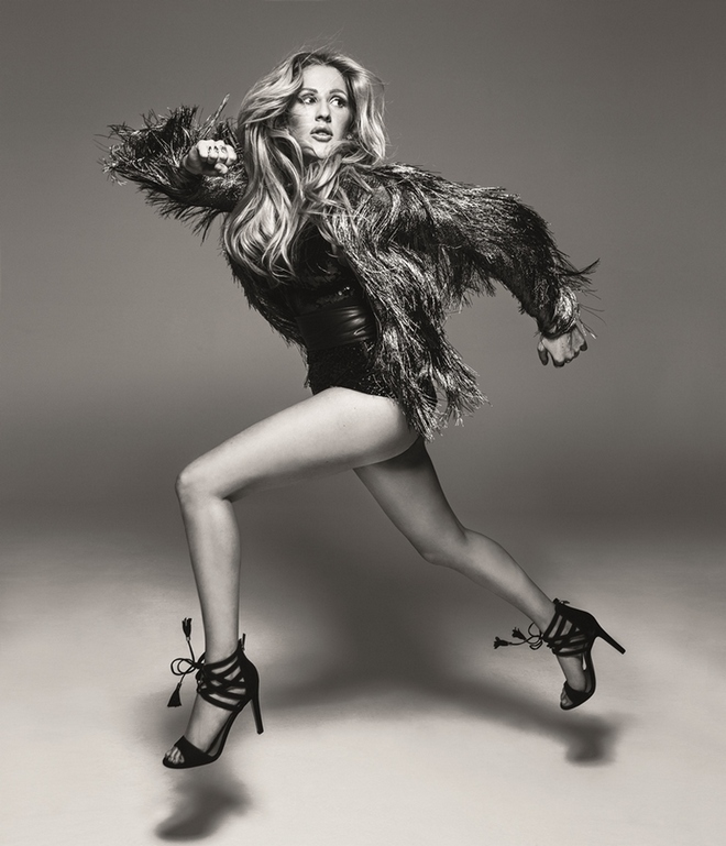 Ellie Goulding for DEICHMANN 2