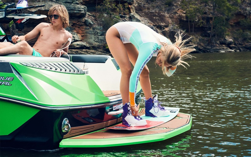 Surfer Fashion Editorial Grazia Australia01