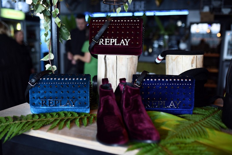 Replay FW2018 press day 1