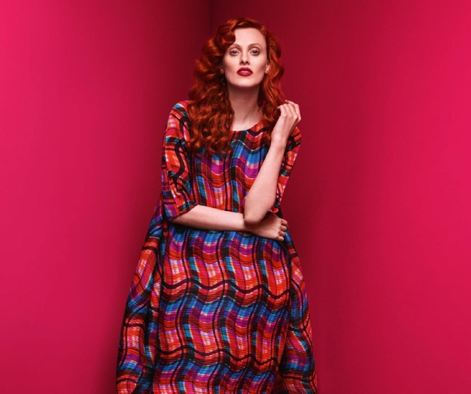 Karen Elson Holt Renfrew Fall 2018 Catalog03 cr