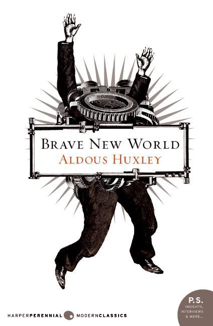 brave new world book aldous huxley
