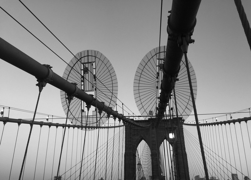 1. Brooklyn Bridge