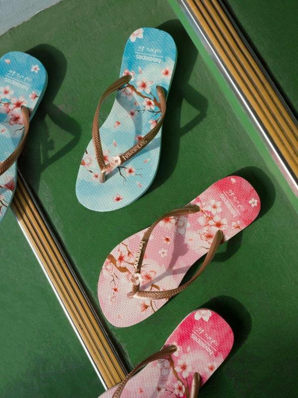 SPRING_info // HAVAIANAS ima mini kolekciju posvećenu JAPANSKOJ TREŠNJI