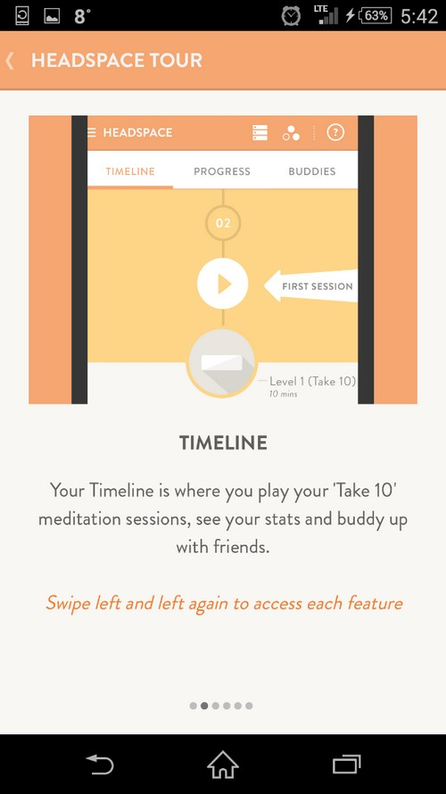 HEADSPACE AP TJEDNA3