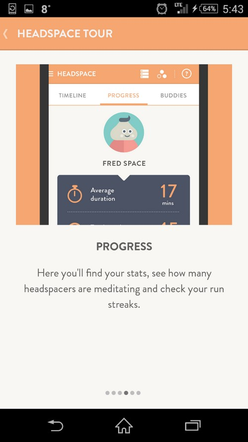 HEADSPACE AP TJEDNA44