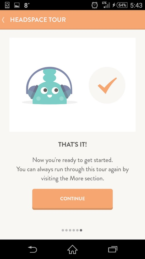 HEADSPACE AP TJEDNA48