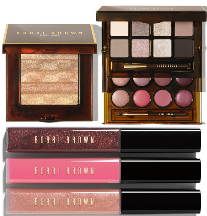 Bobbi-Brown-Makeup-Collection-for-Holiday-2014-face-and-lip-products