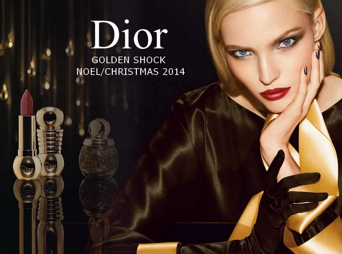 Dior Golden Shock-holiday collection 2014 cr