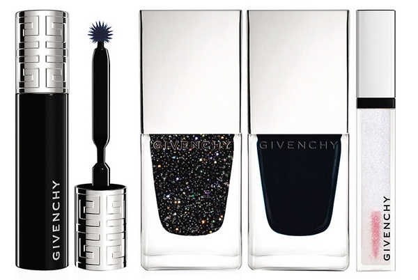 Givenchy-Folie-de-Noirs-Makeup-Collection-for-Christmas-2014-nails-and-lips