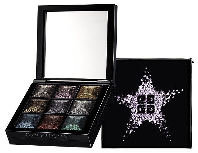 Givenchy Christmas Collection-Le Prismissime Yeux Noirs en Folie