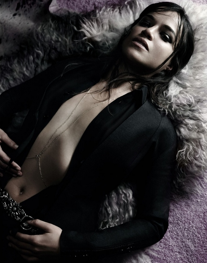 michelle-rodriguez INTERVIEW MAG FOTO Gregory Harris -