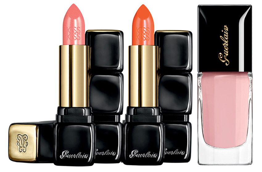 Guerlain-Les-Tendres-Makeup-Collection-for-Spring-2015-lips-and-nails