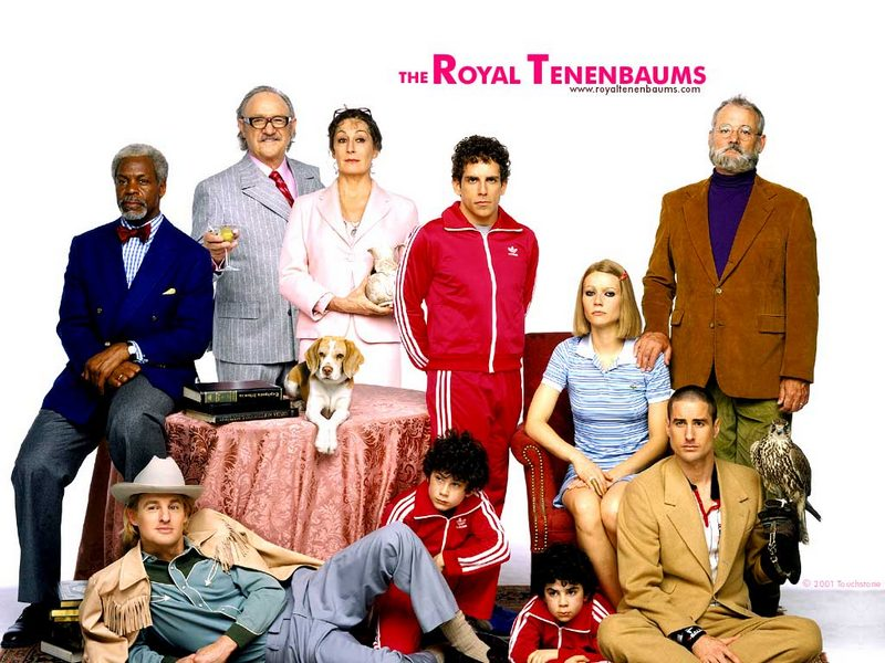 The-Royal-Tenenbaums-Cast-Photo