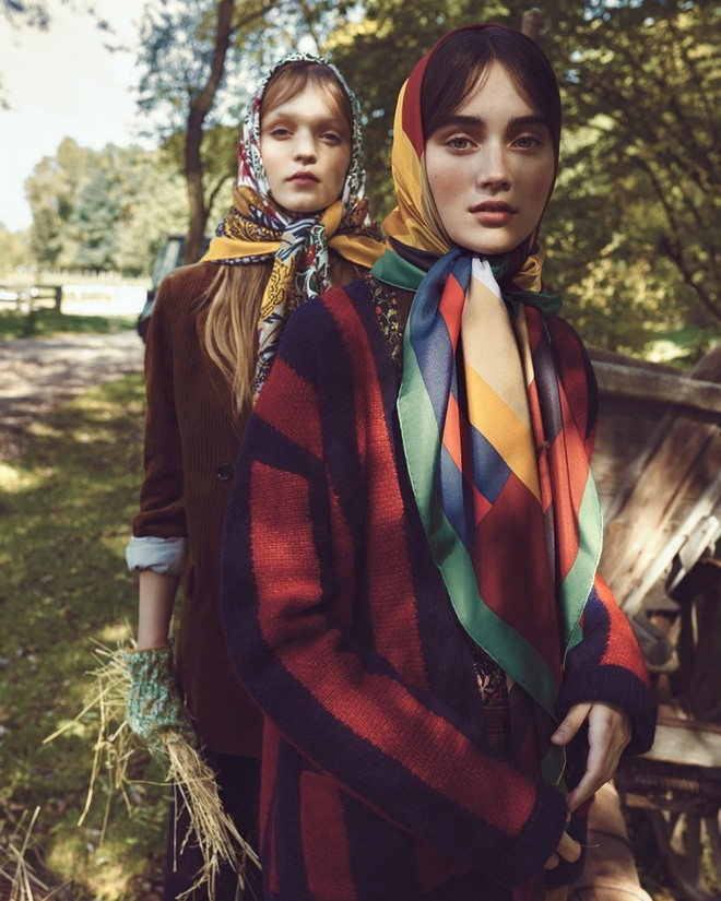 Country Style Harpers Bazaar Czech Fashion Editorial02