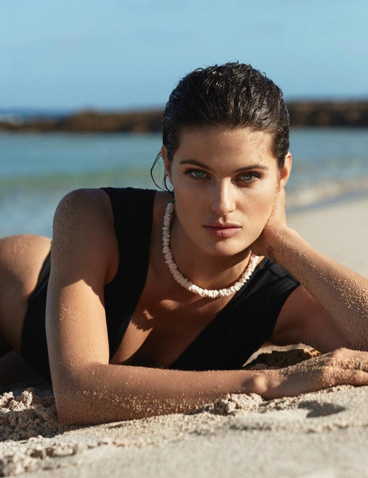 Isabeli Fontana Swim Photoshoot02
