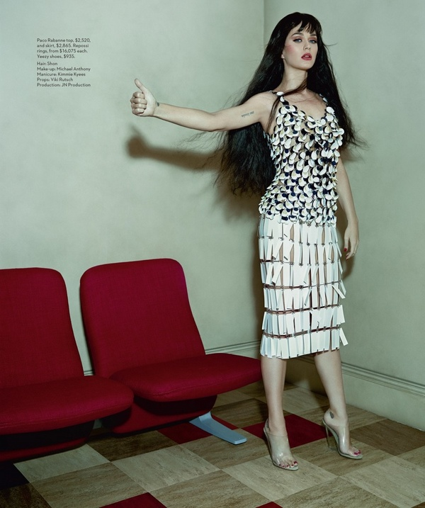 Katy Perry Vogue Cover Photoshoot01
