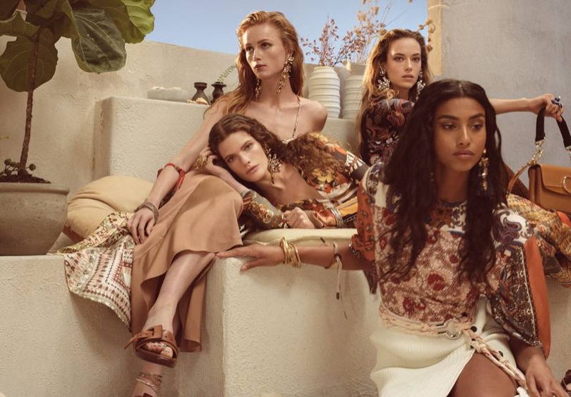 Chloe Spring Summer 2019 Campaign02
