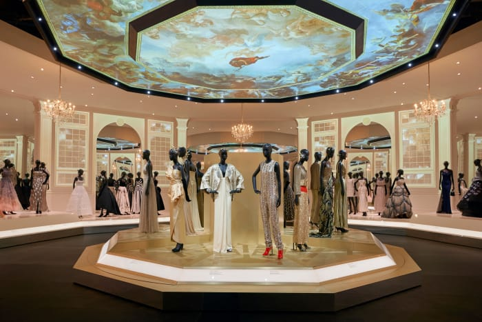 christian dior designer of dreams exhibit 6