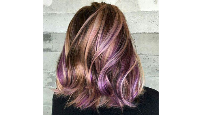 25 Coloured Hair That Wont Break The Office Dress Code 23
