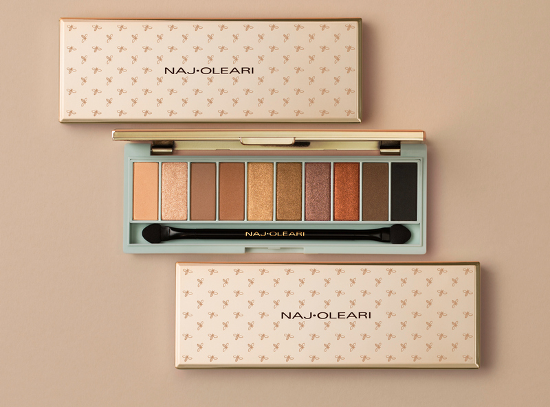 Naj Oleari Beauty Wonderlook Eyeshadow Palette 03 0093 cr