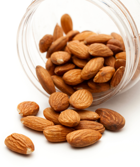 almonds cr