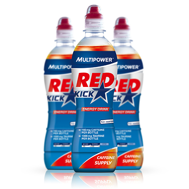 MP RTD RedKick 500ml